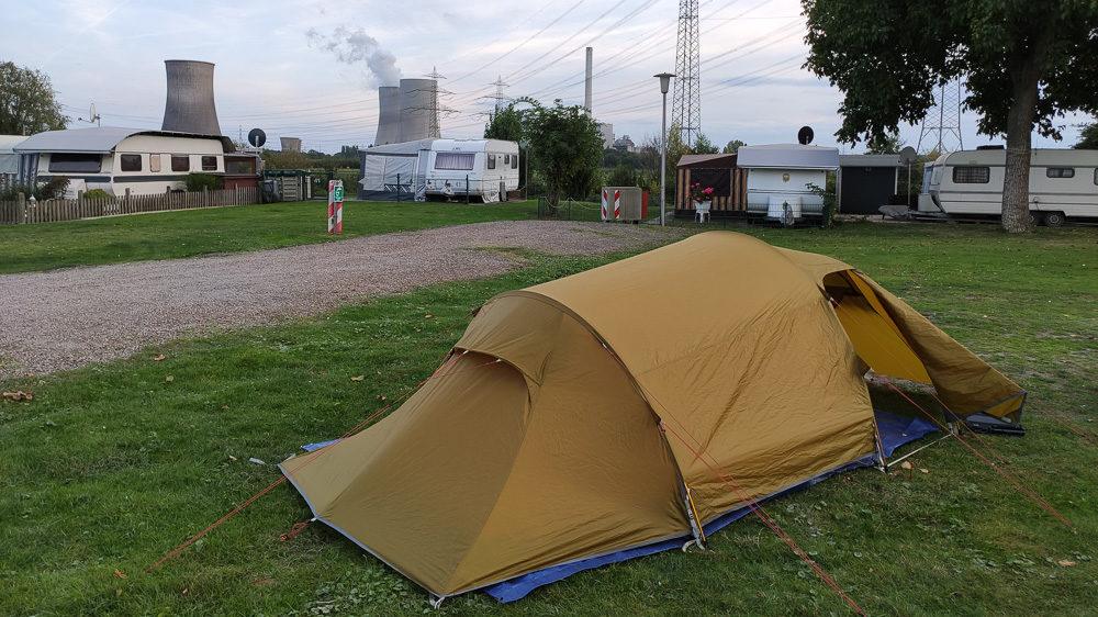 Campingplatz Uentrop Helbach – Erfahrungsbericht