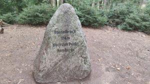 Projekt 16 Summits: Hasselbrack, höchster Berg in Hamburg