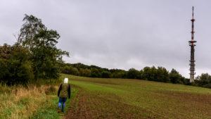 Projekt 16 Summits: Helpter Berg, höchster Berg in Mecklenburg-Vorpommern