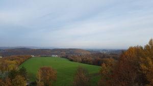 Ausflugstipp Sachsen: Aussichtsturm Alberthöhe bei Lichtenstein