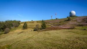 Projekt 16 Summits: Wasserkuppe, höchster Berg in Hessen