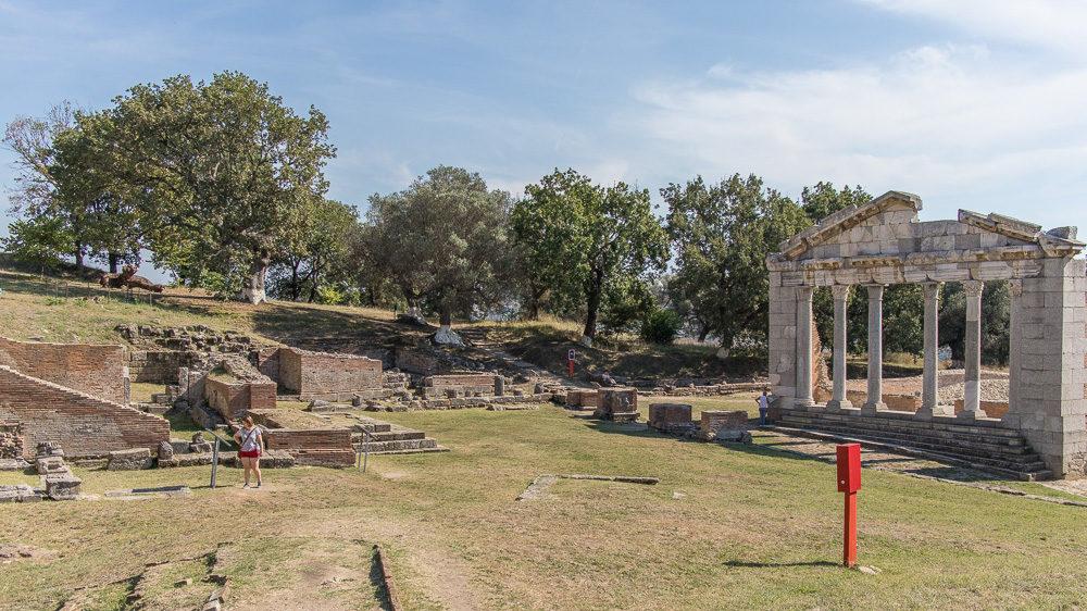 Reisetipp Albanien: Ruinenstätte Apollonia