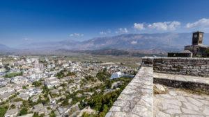 Reisetipp Albanien: Burg von Gjirokastra
