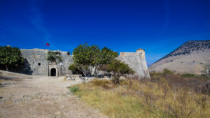 Reisetipp Albanien: Festung Porto Palermo