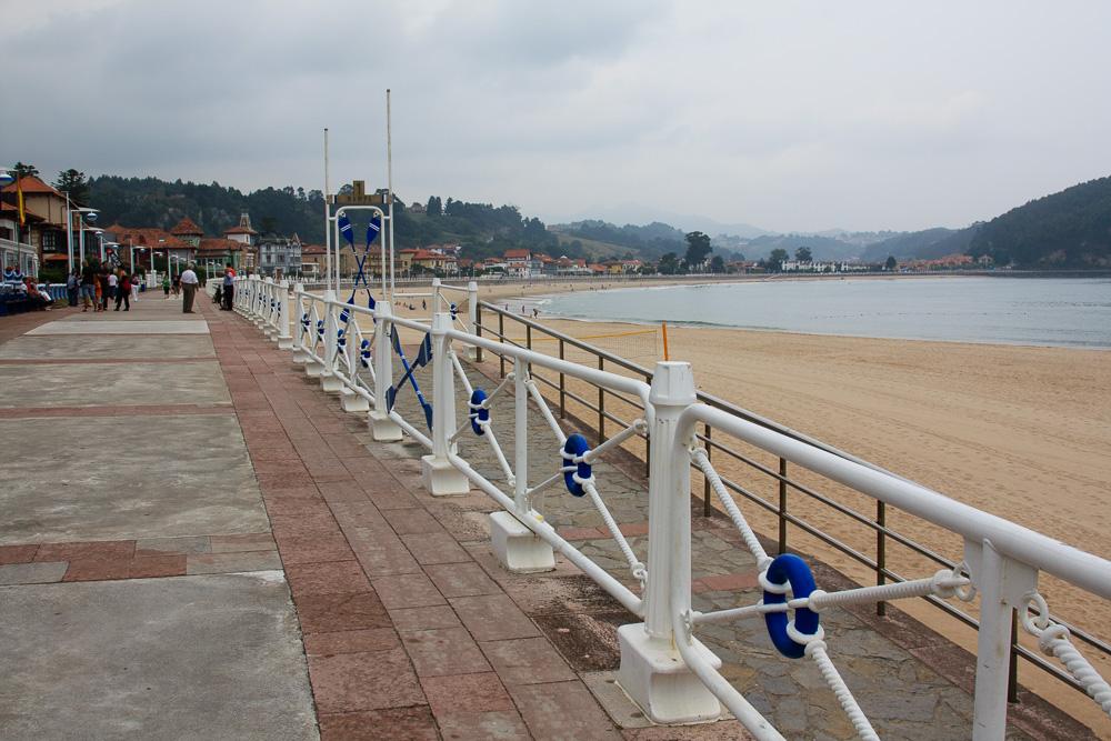 Uferpromenade in Ribadesella