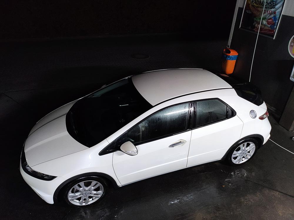 Wir empfinden das Design des Honda Civic als durchaus sportlich