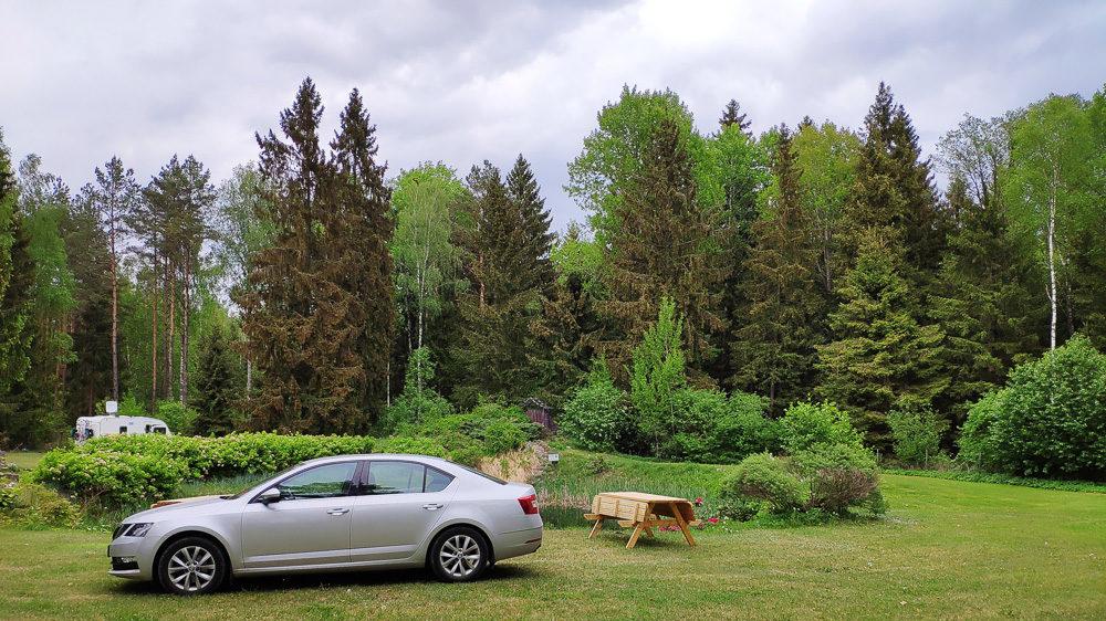 2019 Skoda Octavia Limousine für Roadtrip mit Zelt – Fahrbericht