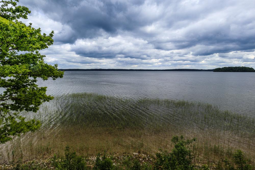 Der größte See des Nationalparks, der Plateliai