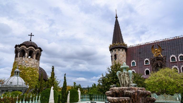 Burg von Ravadinovo, einen unserer Ausflugsziel während dem Ultra All Inclusive am Schwarzen Meer